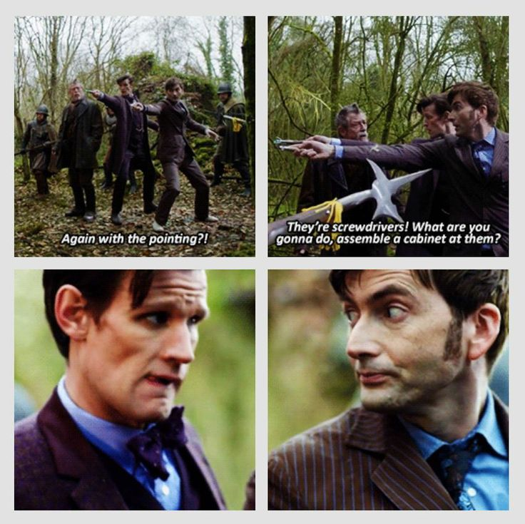 Sonic Screwdrivers in the Day of the Doctor